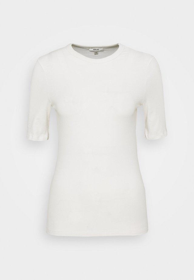 ELIE  - Basic T-shirt - tissue