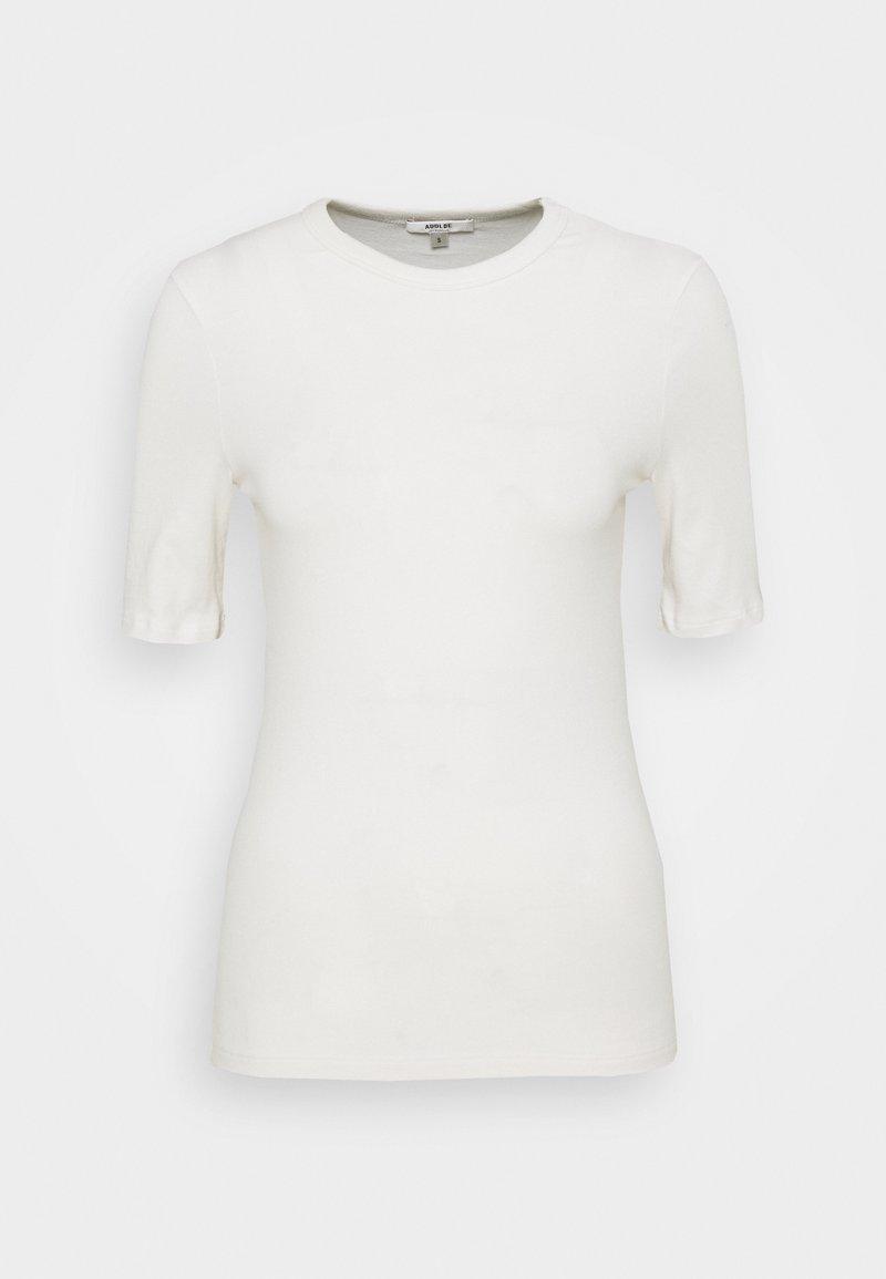 Agolde - ELIE  - Basic T-shirt - tissue