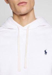 Polo Ralph Lauren - Sweat à capuche - white - 5