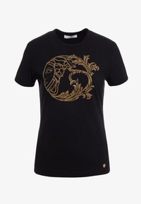Versace Collection - Print T-shirt - nero - 4