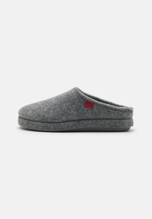 UNISEX - Slippers - gris