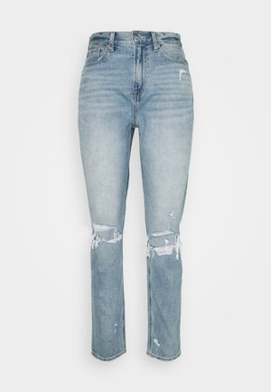 MOM JEAN - Vaqueros slim fit - cool classic
