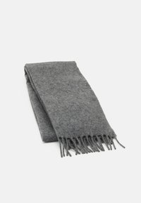 ORBIT SCARF - Scarf - grey melange