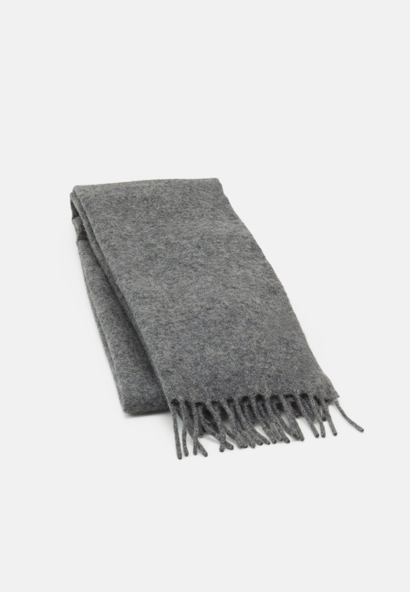 Weekday - ORBIT SCARF - Sjal - grey melange
