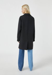 PULL&BEAR - Short coat - black - 1