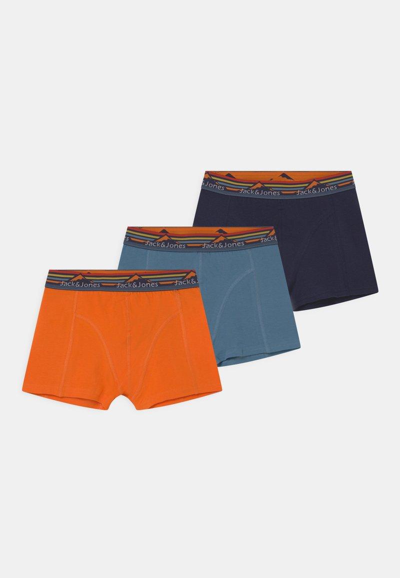 Jack & Jones Junior - JACMOUNTAIN 3 PACK  - Pants - navy blazer