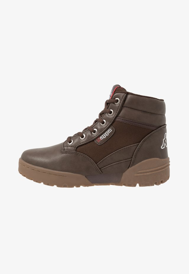 BONFIRE - Hiking shoes - brown