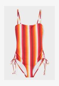 C&A - Swimsuit - orange / red - 2