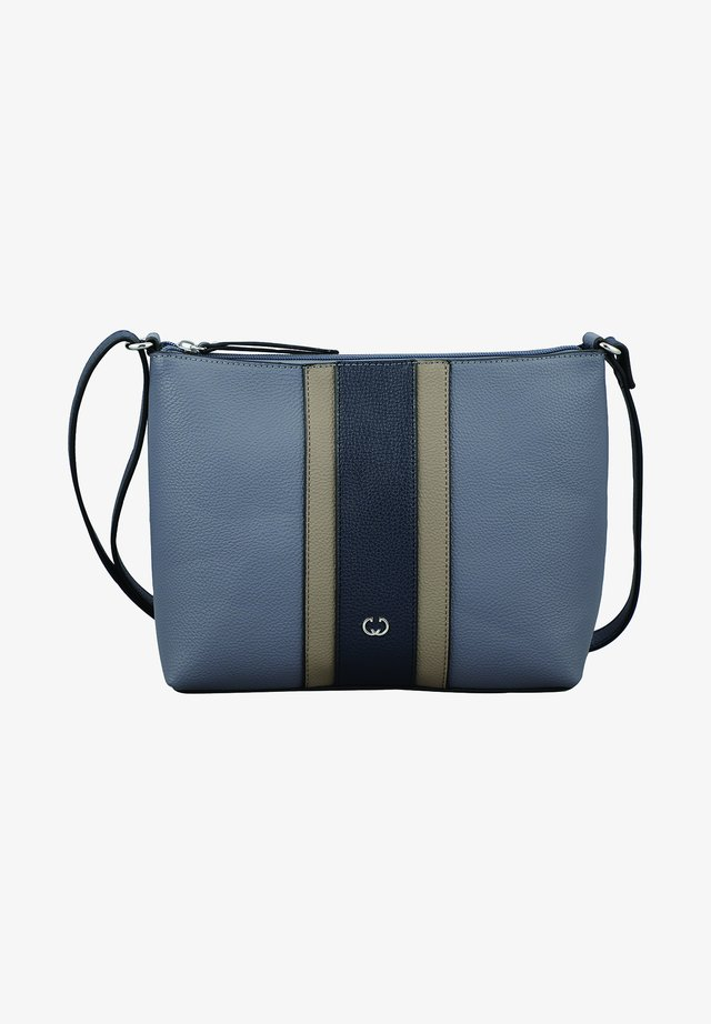TALK BACK - Borsa a tracolla - blue
