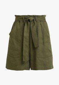 KIOMI TALL - Shorts - olive night - 3