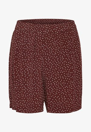 SHARON  - Shorts - brown
