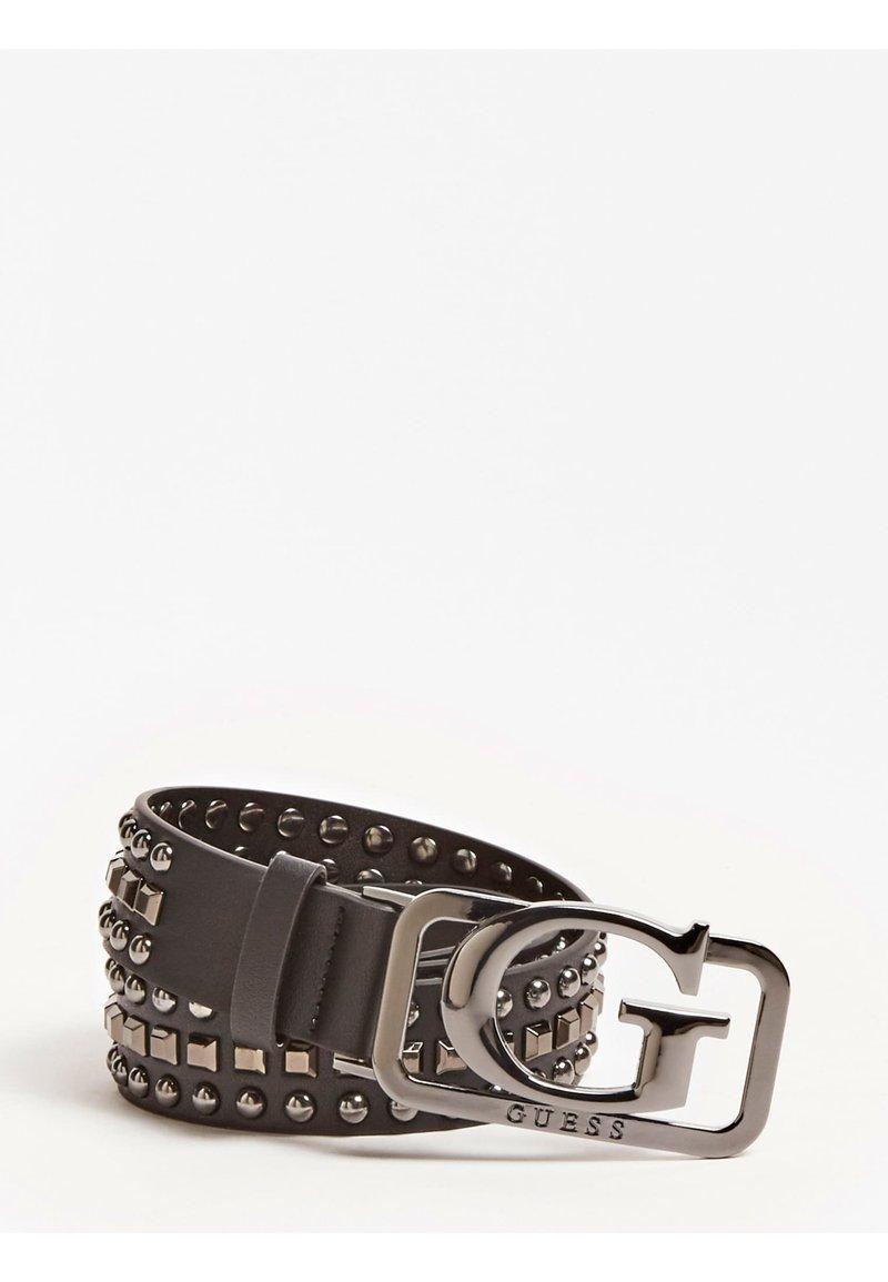 Guess - Belt - mehrfarbig silber
