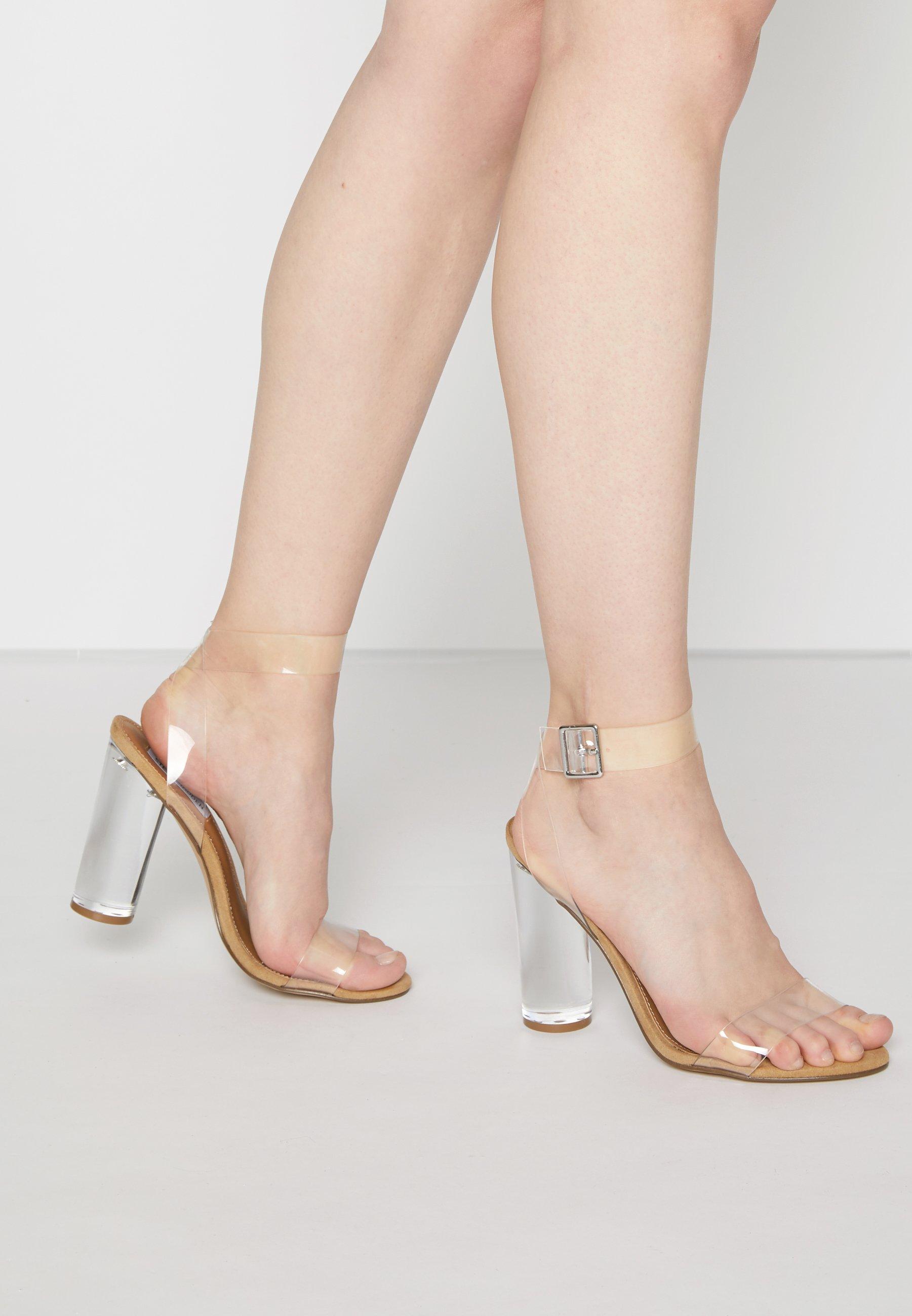 Women CLEARER - High heeled sandals
