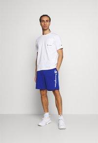 Champion - BERMUDA - Pantaloncini sportivi - blue - 1