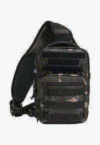 Brandit - Across body bag - darkcamo - 0