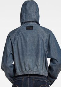 G-Star - WINDBREAKER - Denim jacket - blue - 3