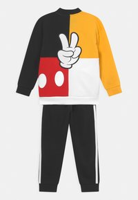 adidas Performance - DISNEY MICKEY MOUSE JOGGER - Tracksuit - white/bold gold/black/vivid red - 1