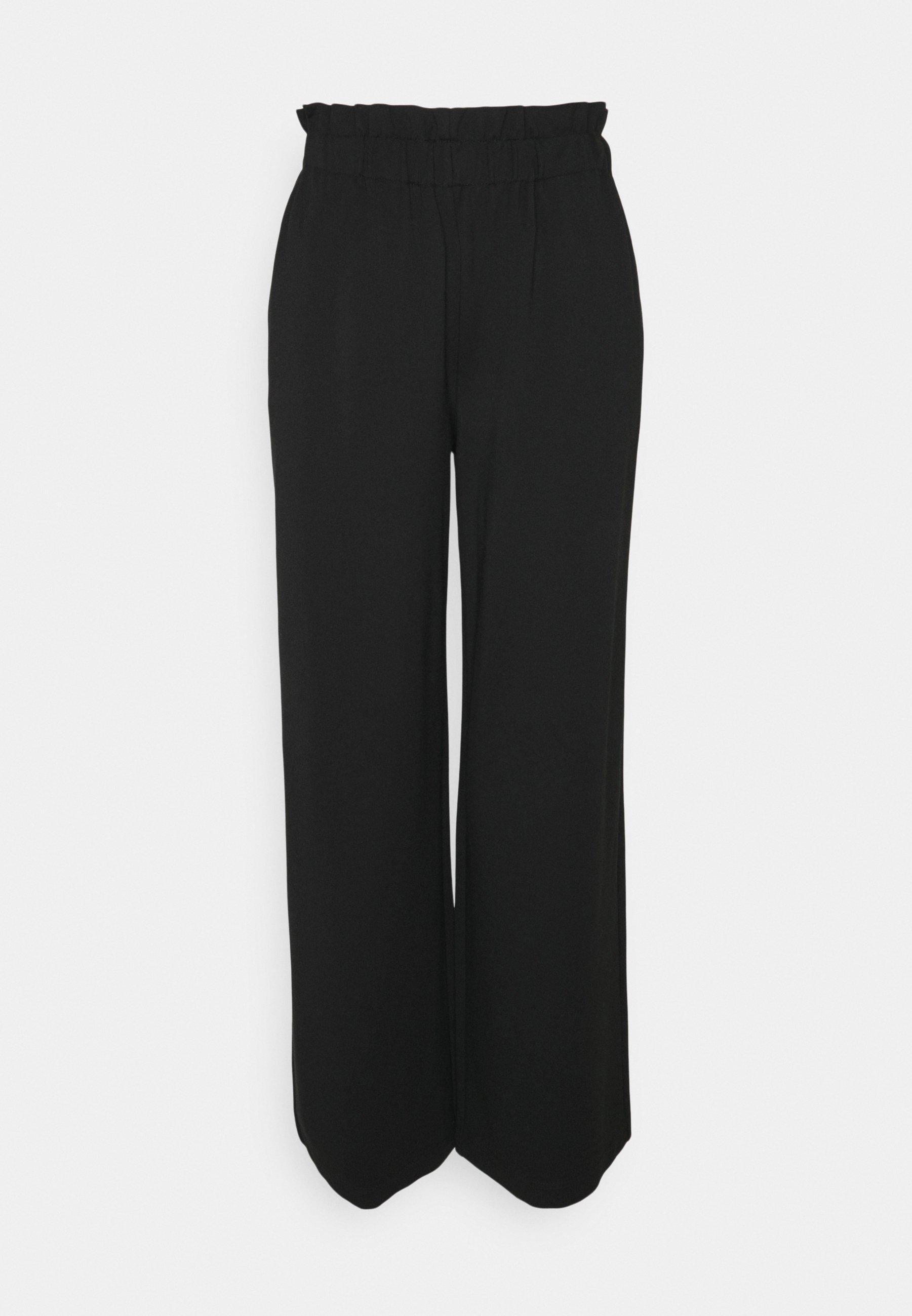 Femme ONLPOPTRASH CALY LIFE WIDE - Pantalon classique
