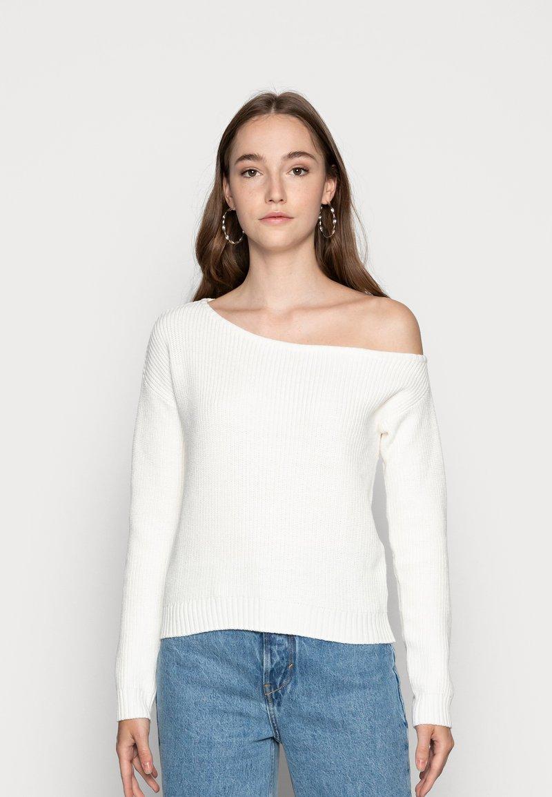 Even&Odd - Svetr - off-white