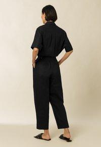 IVY & OAK - ZENZERO - Jumpsuit - black - 2