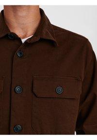 Gabba - TOPPER - Shirt - bronze brown - 3