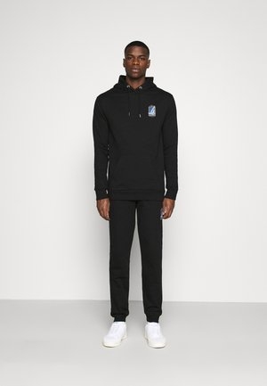 BOAT TRACKSUIT SET - Sweat à capuche - black
