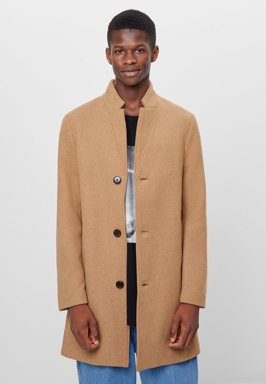 Beige Lange jassen voor heren online kopen   ZALANDO