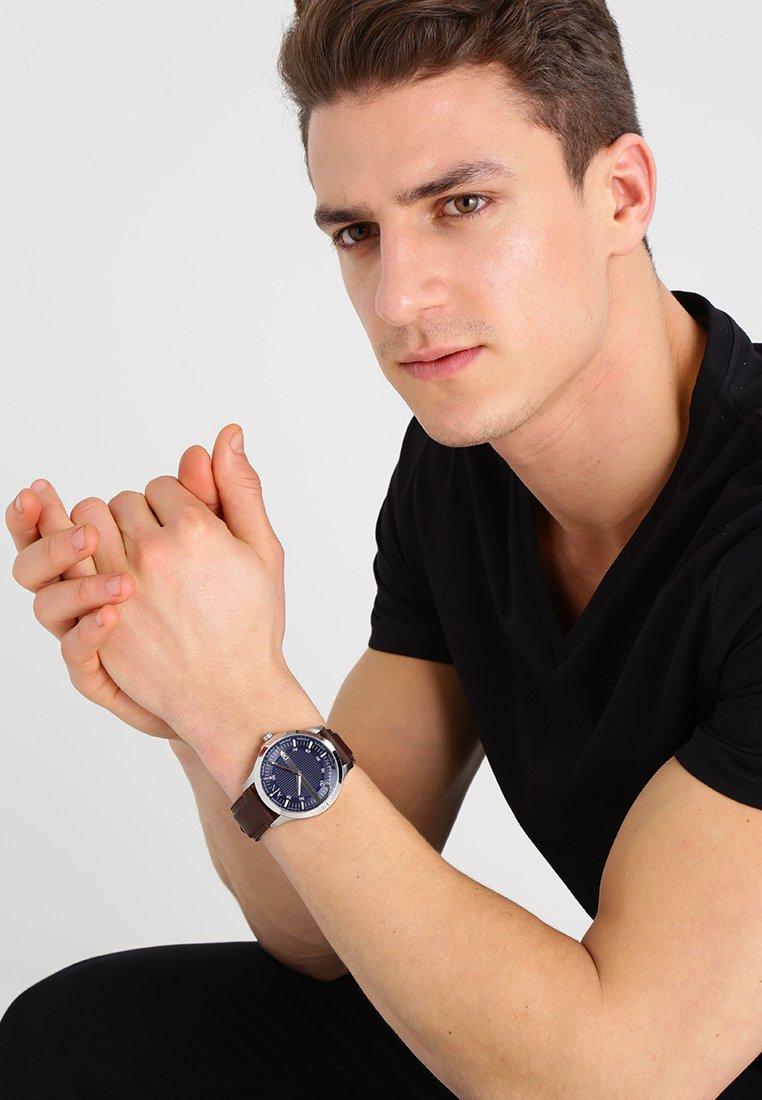Armani Exchange - Reloj - dunkelbraun