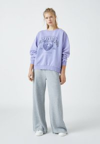 PULL&BEAR - Sweatshirt - mauve - 1