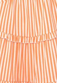 Name it - NKFFAGMAR STRAP - Jersey dress - cantaloupe - 2