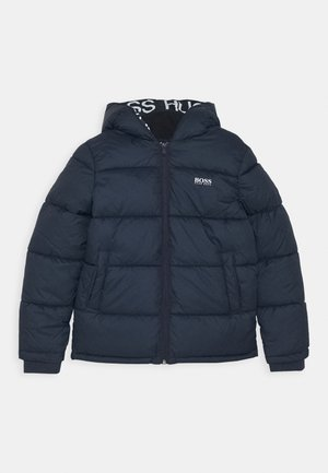PUFFER JACKET - Winter jacket - navy