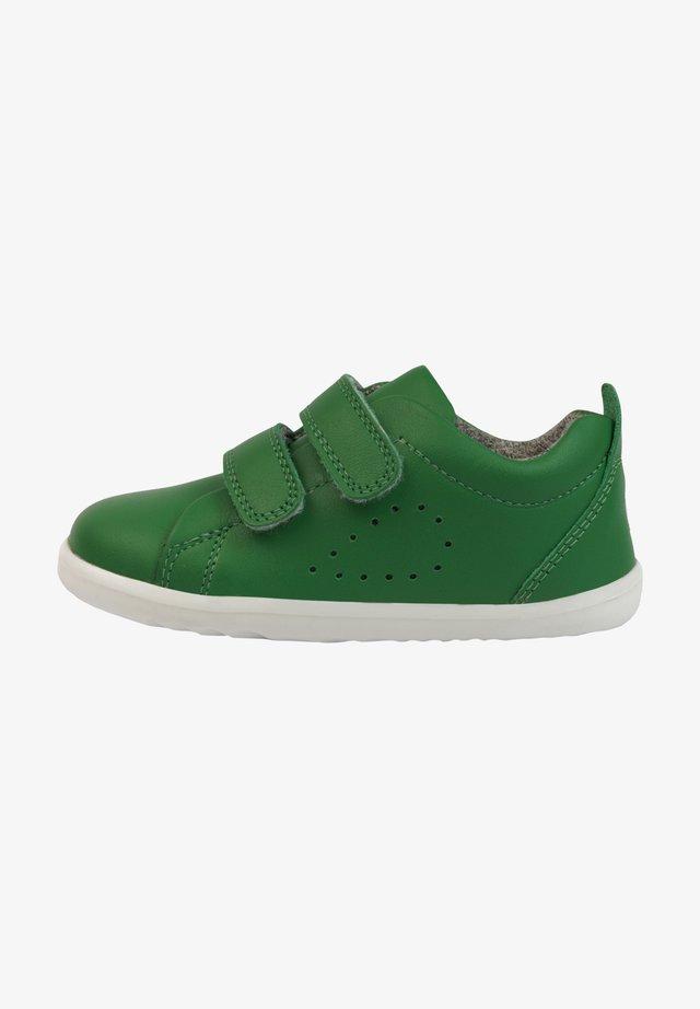 Babyschoenen - emerald
