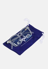 Le Specs - BLUE LIGHT NO BIGGIE  - Other accessories - crystal clear - 2