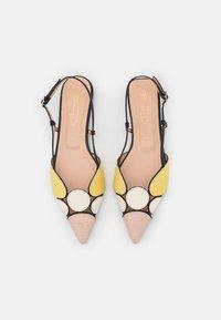 Bianca Di - Slingback ballet pumps - multicolor - 3