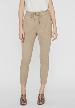 VMEVA MR - Trousers - sepia tint