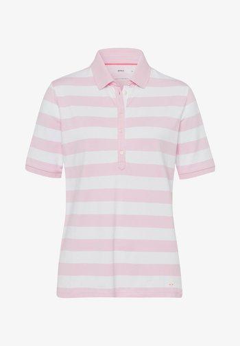 STYLE CLEO - Polo shirt - rose