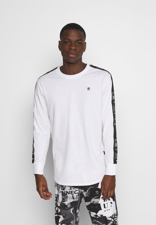 LASH - Camiseta de manga larga - white