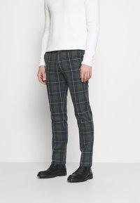 Farah - Trousers - yale - 0