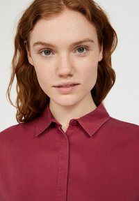 ARMEDANGELS - Button-down blouse - rosewood - 1