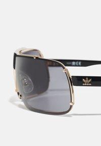 adidas Originals - UNISEX - Occhiali da sole - shiny rose gold-coloured/smoke - 3