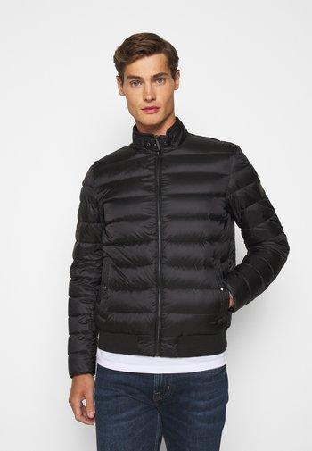 CIRCUIT JACKET - Down jacket - black