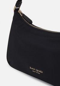 kate spade new york - SMALL SHOULDER BAG - Handbag - black - 3