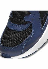 Nike Sportswear - Trainers - black/blue void/iron grey/signal blue - 6