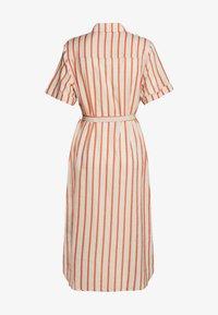 Expresso - FRAUKE - Shirt dress - sand - 1