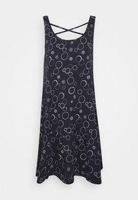 Esprit - Jersey dress - dark blue - 0