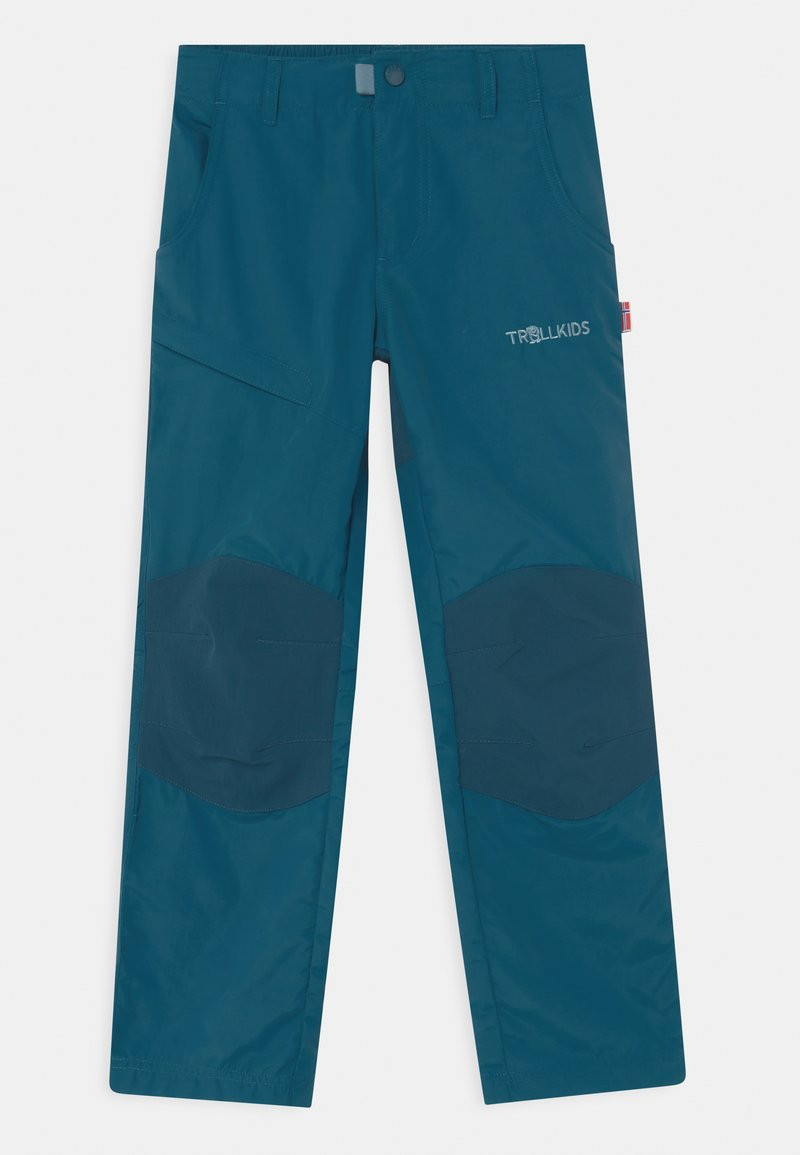 TrollKids - HAMMERFEST PRO SLIM FIT UNISEX - Outdoor trousers - petrol