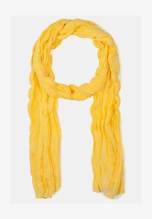 Scarf - gelb