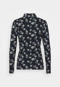 Marks & Spencer London - FUN FLORA - Long sleeved top - black - 1