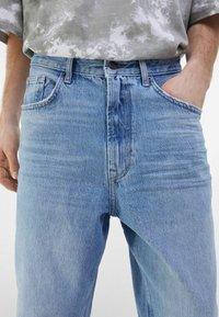 Bershka - Short en jean - blue denim - 3