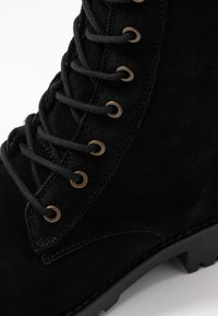 s.Oliver - BOOTS - Lace-up boots - black - 2